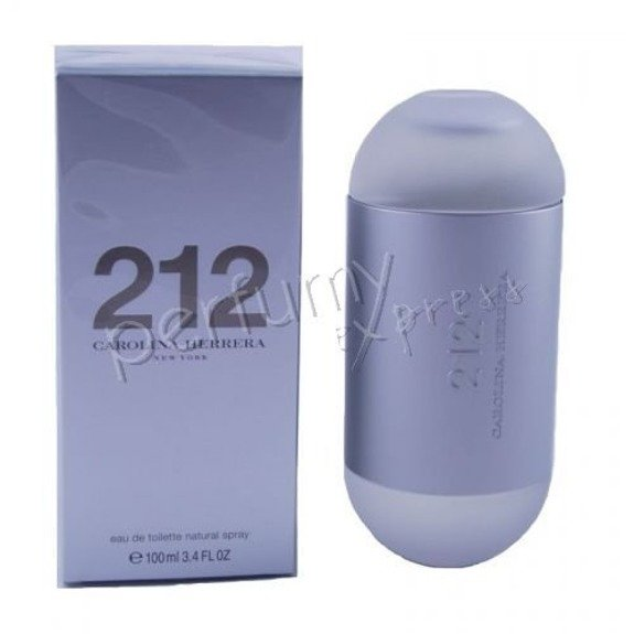 Carolina Herrera 212 woda toaletowa 100 ml