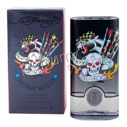 Ed Hardy Born Wild Men woda toaletowa 100 ml