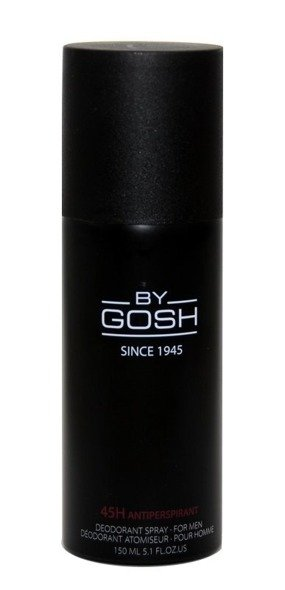 Gosh BY GOSH for Him dezodorant spray 150 ml antyperspirant
