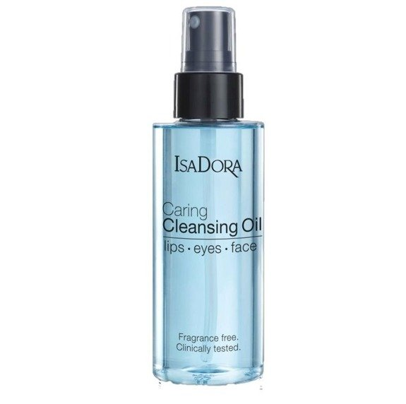 IsaDora Olejek do demakijażu - CARING CLEANSING OIL 100 ml