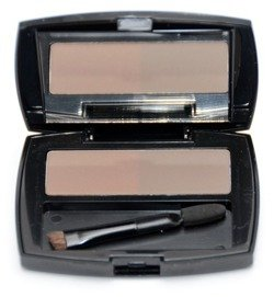 IsaDora Perfect Brows Duo Compact Powder zestaw cieni do brwi 15 Brown Duo 3g