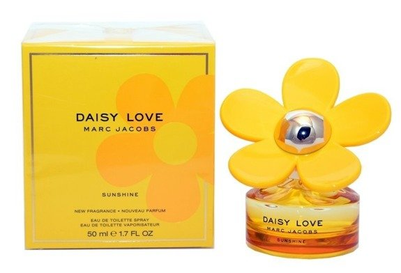 Marc Jacobs Daisy Love Sunshine woda toaletowa 50 ml