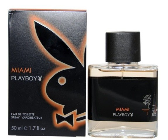 Playboy Miami woda toaletowa 50 ml