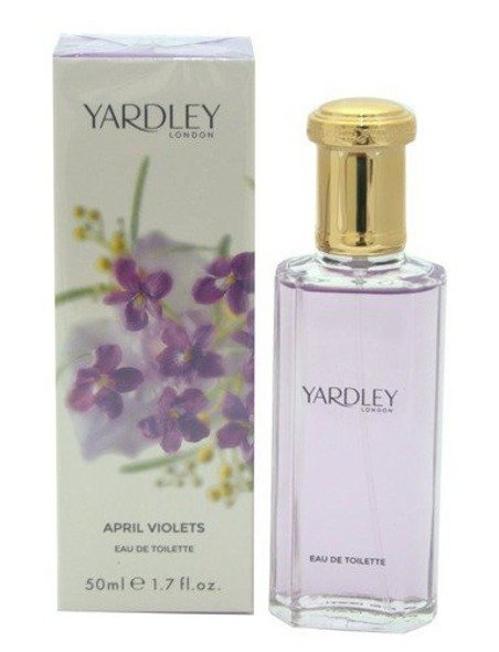 Yardley London April Violets woda toaletowa 50 ml edition 2015