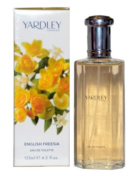 Yardley London English Fresia woda toaletowa 125 ml