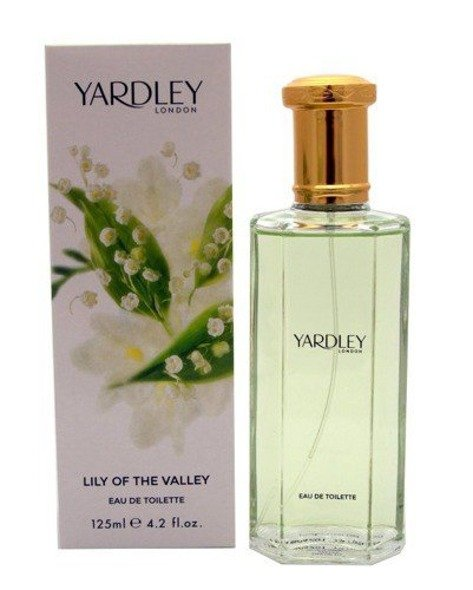 Yardley London Lily of the Valley woda toaletowa 125 ml edition 2015